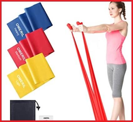 Fasce elastiche aperte fitness