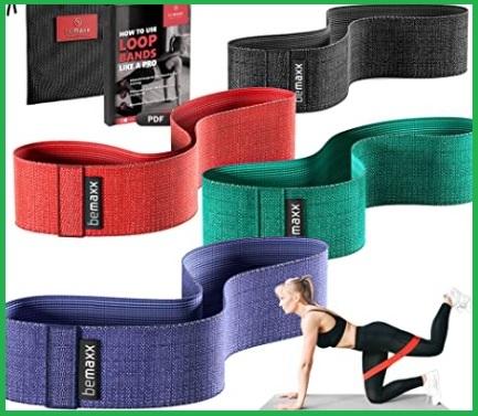 Fasce elastiche fitness resistenza