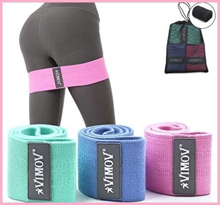 Fasce fitness elastiche tessuto