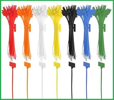 Fascette Stringicavo Colorate
