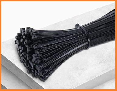 Stringicavi Fascette Nero