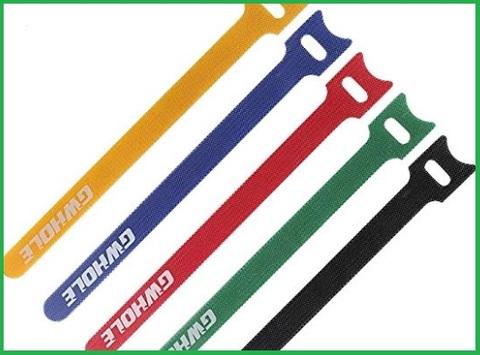 Fascette cavi colorate