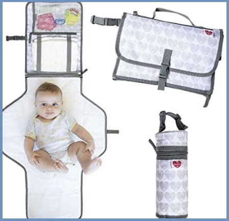 Neonato fasciatoio portatile