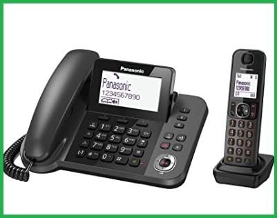 Fax Segreteria Telefonica Panasonic