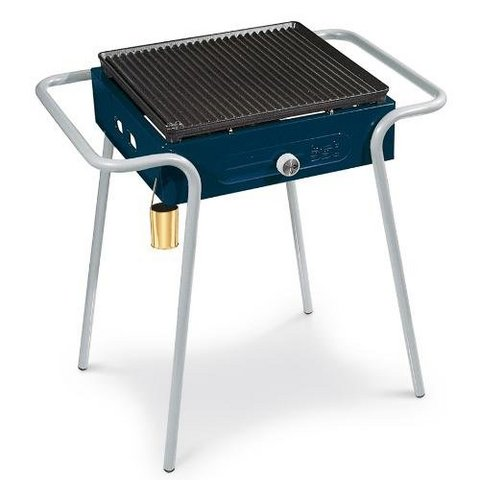 Barbecue bistecchiera gas mini