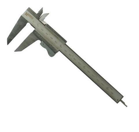 Calibro manuale corsoio inox 1/20 scala 175