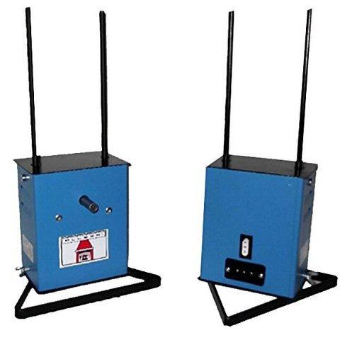 Girarrosto elettrico e batteria allegri 220v 8 kg 21x19 h 38