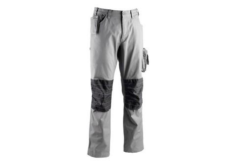 Diadora pantalone antinfortunistica strecht mirage grigio l