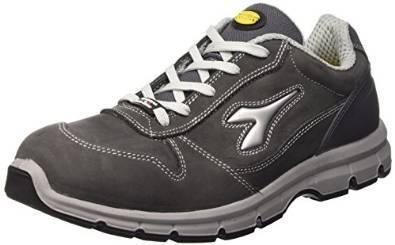 Diadora scarpe antinfortunistica flash run textile grig n 44
