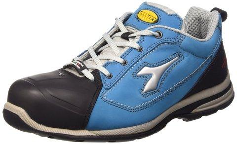 Diadora scarpe antinfortunistica flash run textile blu n 41