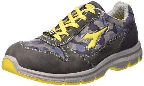 Diadora scarpe antinfortunistica light flow grigio s1p n 39