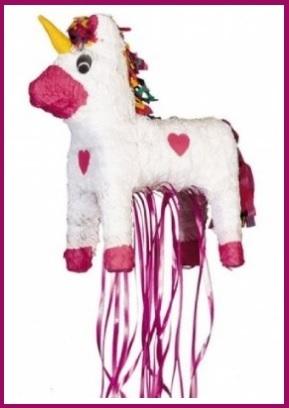 Unicorno pignatta per feste