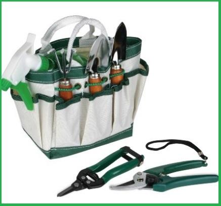 Kit Completo Per Iniziare Giardinaggio E Terrazzo