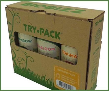 Fertilizzanti Indoor Try Pack