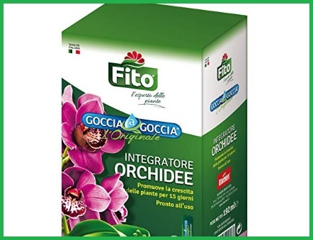 Fertilizzante Orchidee Goccia