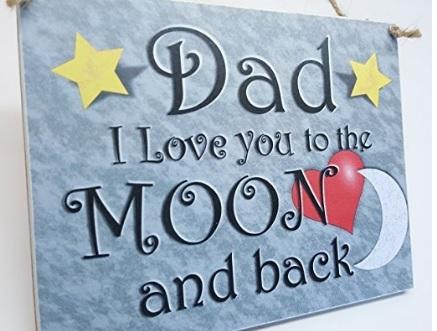Targhetta Da Appendere Per Il Papà Migliore