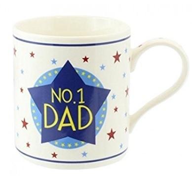 Tazza In Porcellana Nr 1 Papà