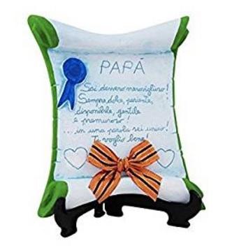 Regali Semplici Per La Festa Del Papà Quadretto In Pietra