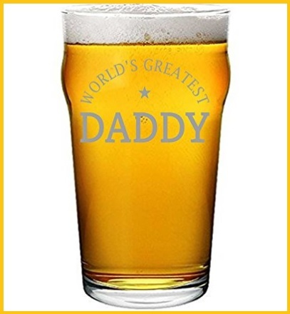 Festa del papà bicchiere