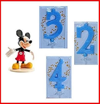 Candelina Numerale A Scelta Per Torte