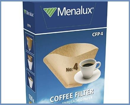 Filtri carta caffe americano