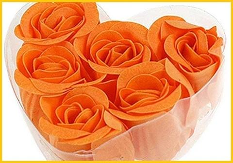 Sapone a forma di fiore