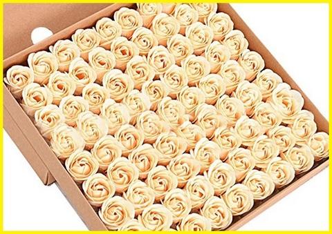 Sapone bagno a forma di fiore