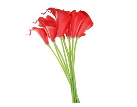Tulipani Bouquet Artificiale Per Matrimonio