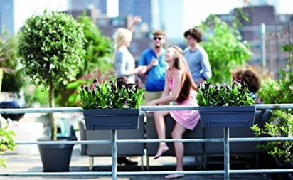 Fioriera da appendere al balcone