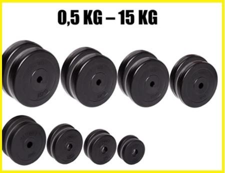 Dischi palestra 5 kg