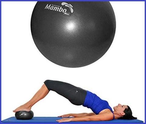 Palla fitness addominali