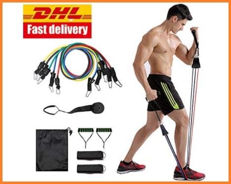 Fasce resistenza fitness elastiche