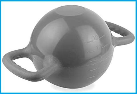 Kettlebell fitness portatile