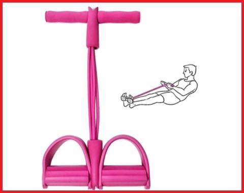 Corda fitness elastica