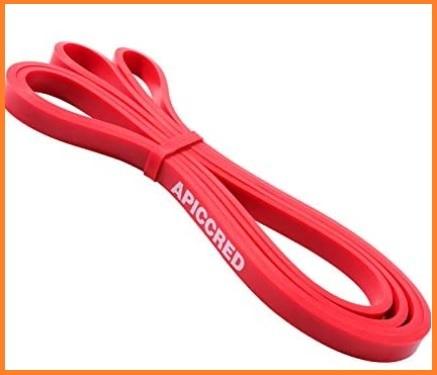 Fitness elastico trazioni