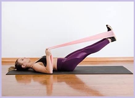 Fitness elastici rosa