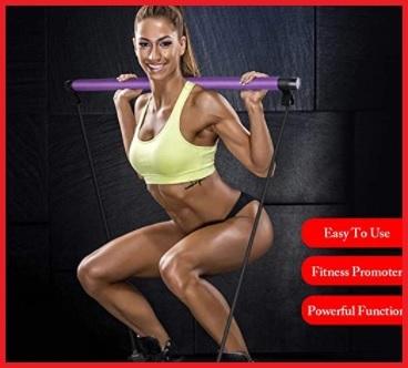 Fitness Elastici Barra