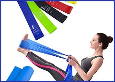 Banda elastica pilates