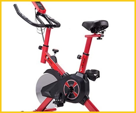 Cyclette spinning