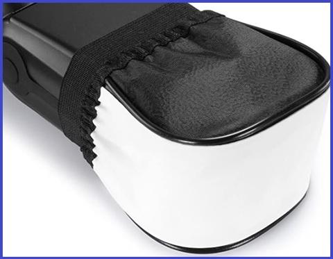 Flash accessori softbox