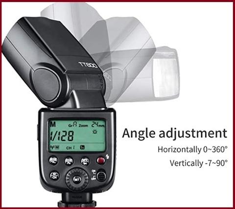 Flash fotocamera universale