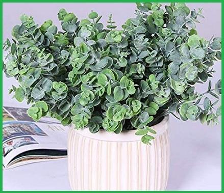 Composizione floreale con piante vere
