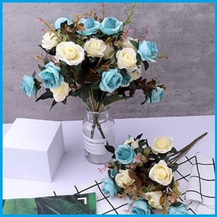 Bellissimi fiori finti per casa
