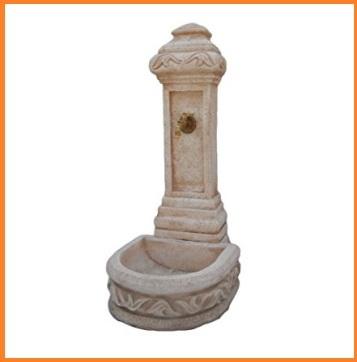 Fontane da giardino, stile spagnolo alta 125 cm
