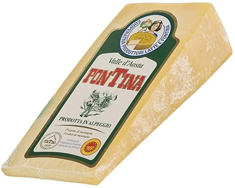 Fontina alpeggio formaggio