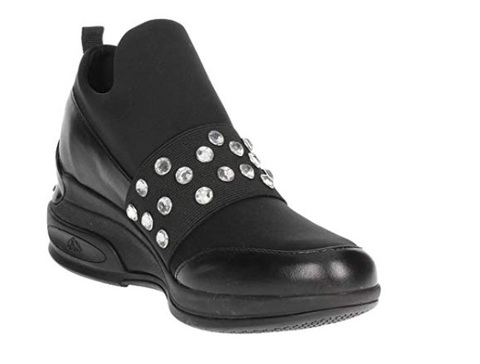 Sneakers Della Fornarina, Scarpe Alte E Con Brillanti