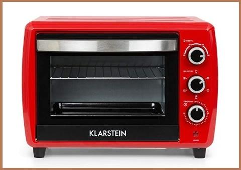 Fornetto grill klarstein elettrico