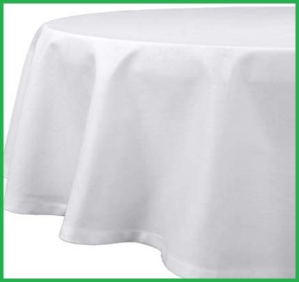 Tovaglie bianche da ristorante