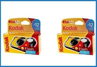 Fotocamera monouso flash
