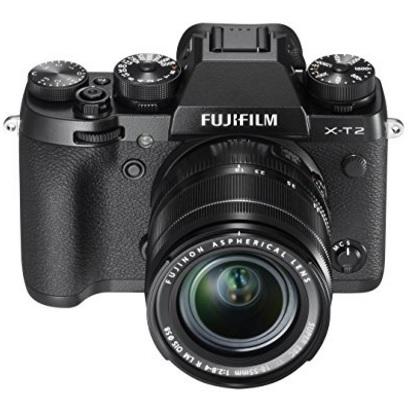 Fujifilm Obiettivo Zoom Xf18 Ois Ottiche Intercambiabili